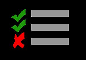 checklist-1402461_960_720